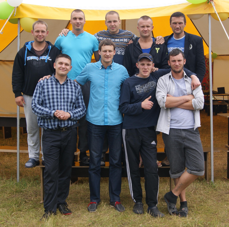 Naują gyvenimą žmonės pradeda Latvių kaime