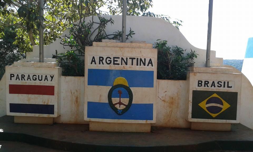 Trys savaitės Pietų Amerikoje