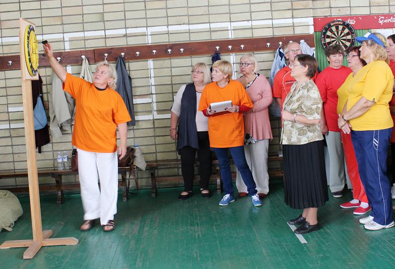 12-osios Vilniaus apskrities Neįgaliųjų sporto žaidynės Elektrėnuose