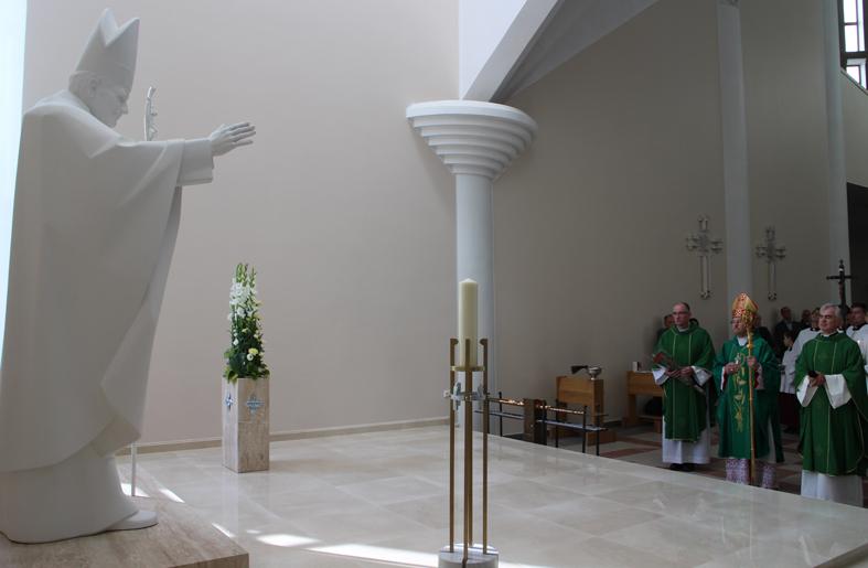 Jubiliejų švęsime atnaujintoje bažnyčioje