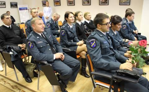 Policininkai metus skaičiuoja nuo Angelų sargų dienos
