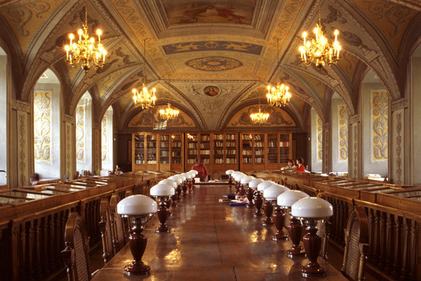 Bibliotekų raida Lietuvoje