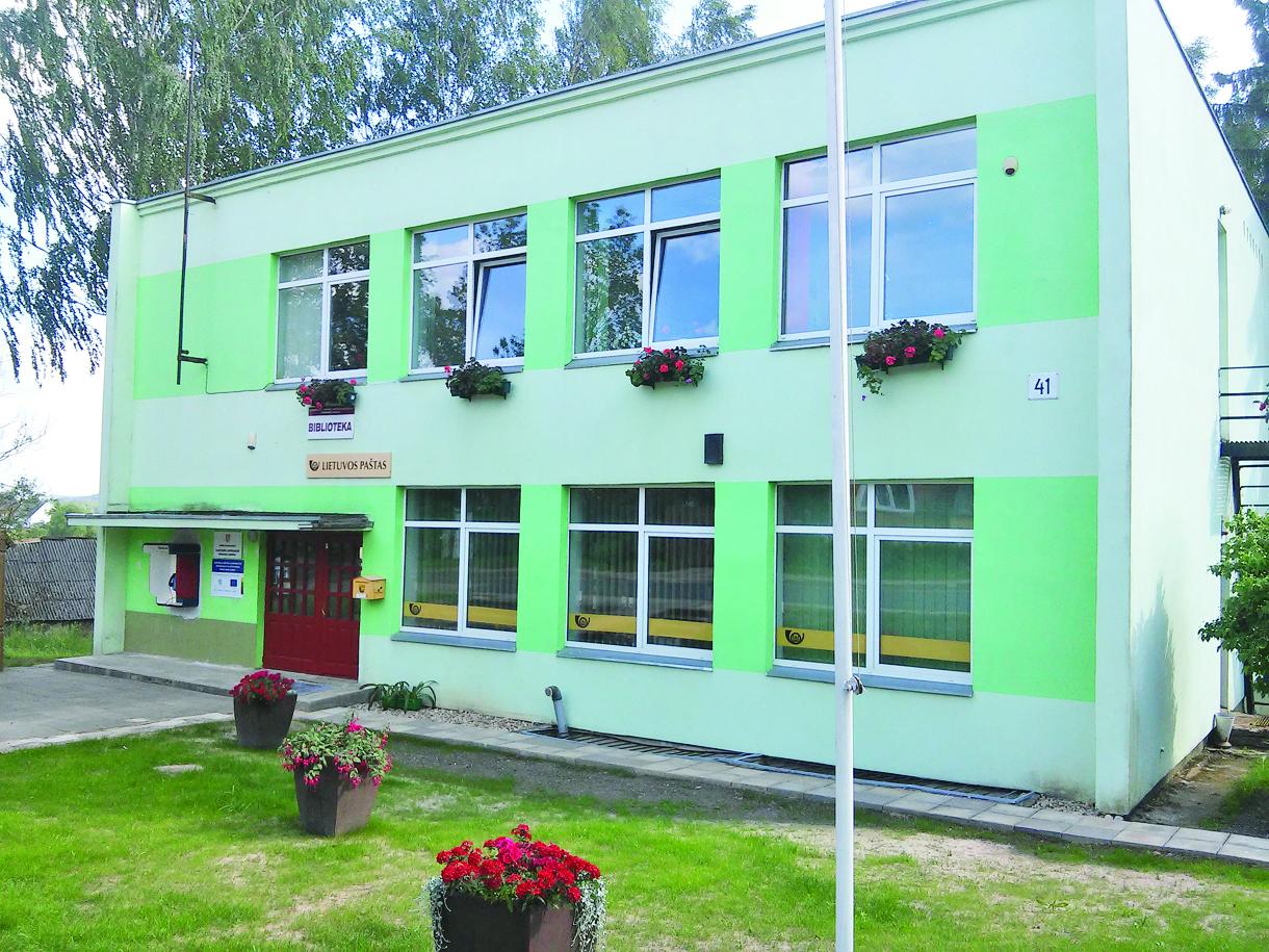 Semeliškių bibliotekos istorija