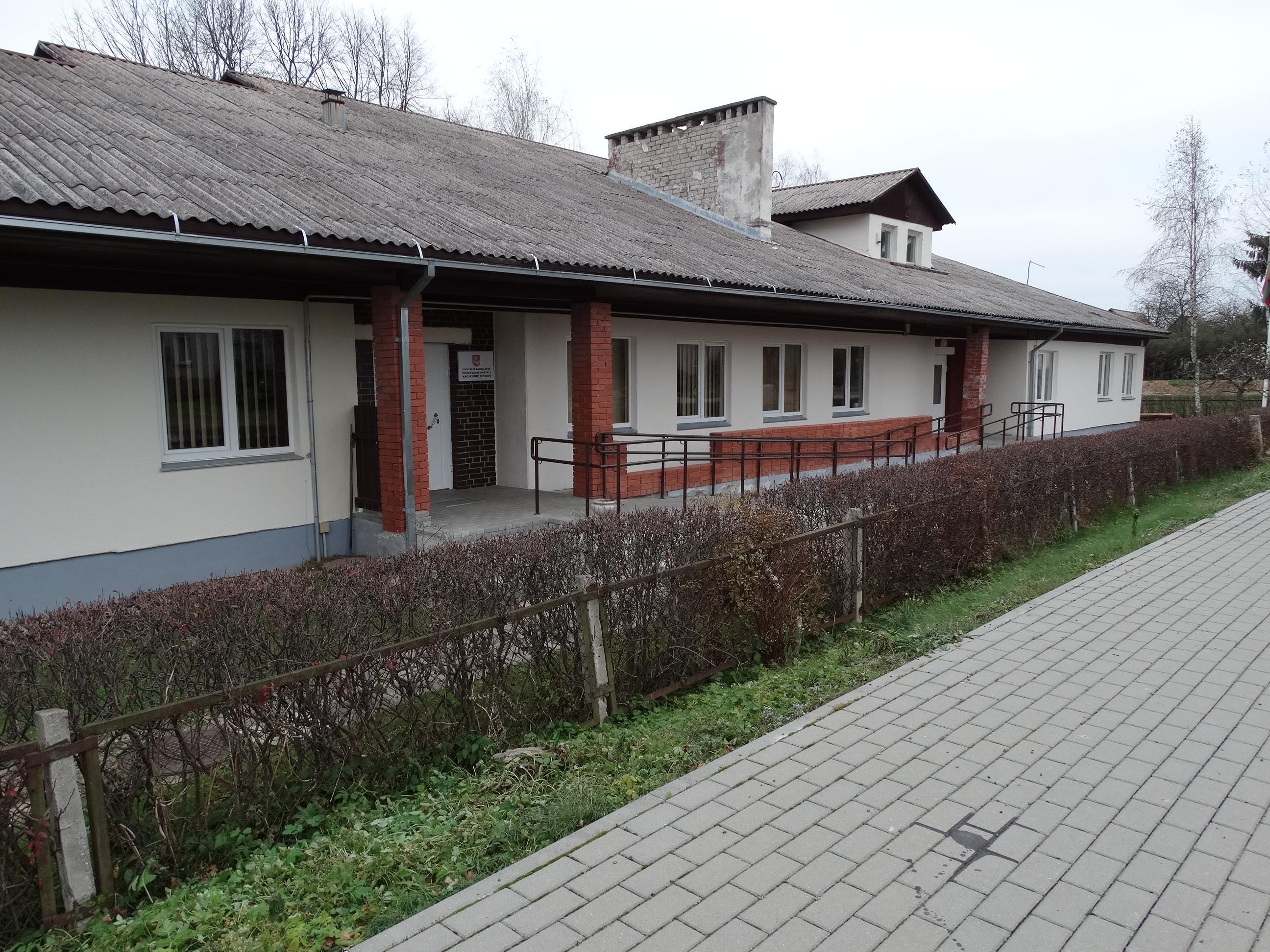 Kazokiškių biblioteka