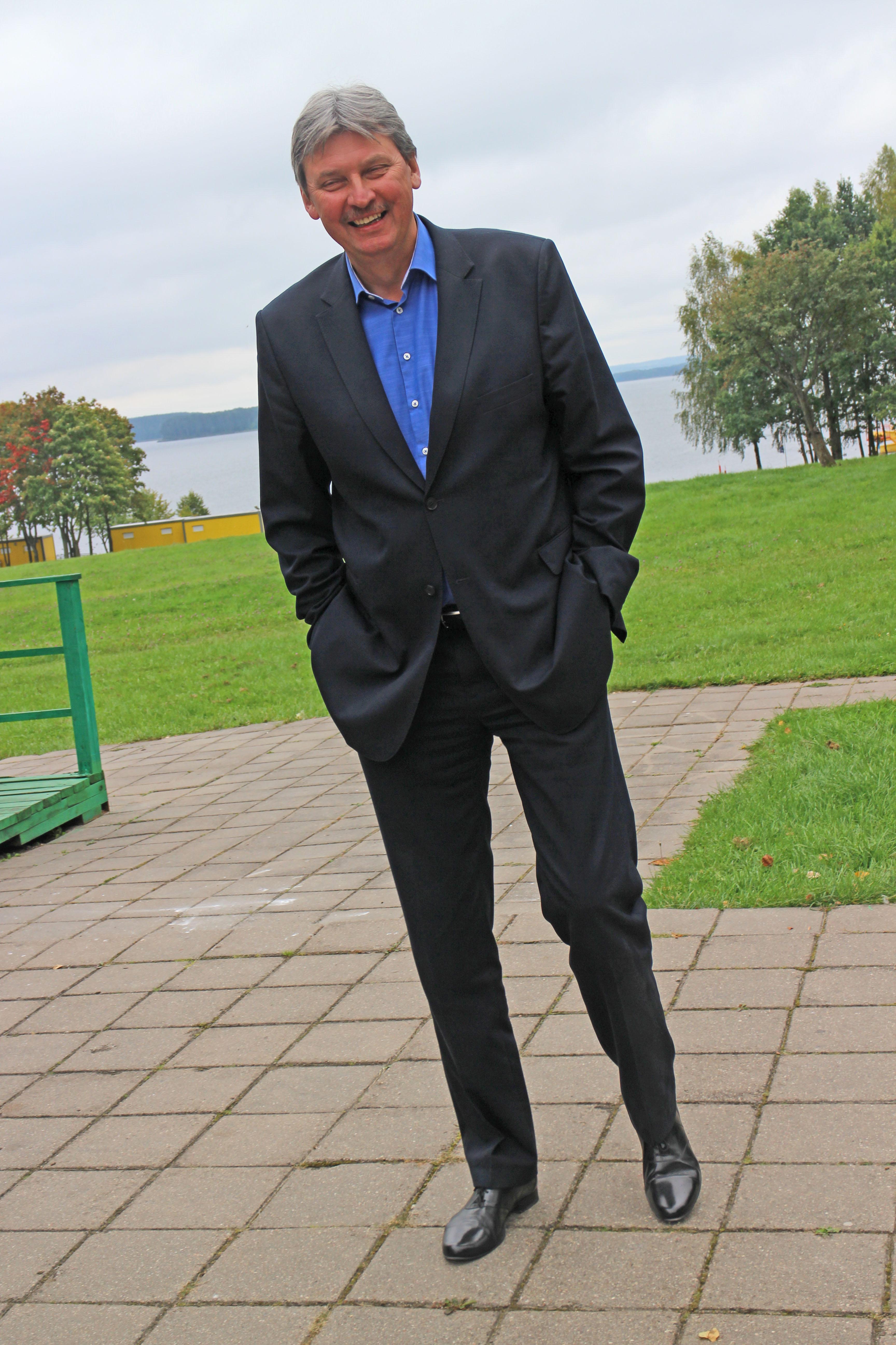 Pokalbis su Alfredu Vainausku:  apie sportą, Elektrėnus ir dar šį bei tą