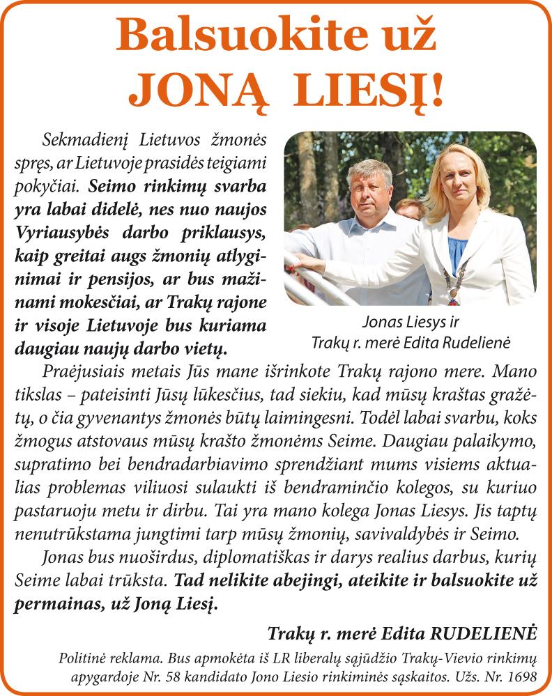 Už Joną Liesį