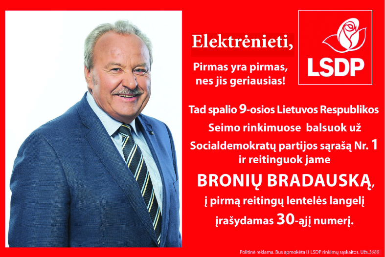 B. Bradauskas