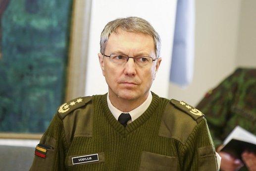 Kviečiame į diskusiją Buvęs Karo akademijos viršininkas: mokyklose būtinas savanoriškas karinis parengimas