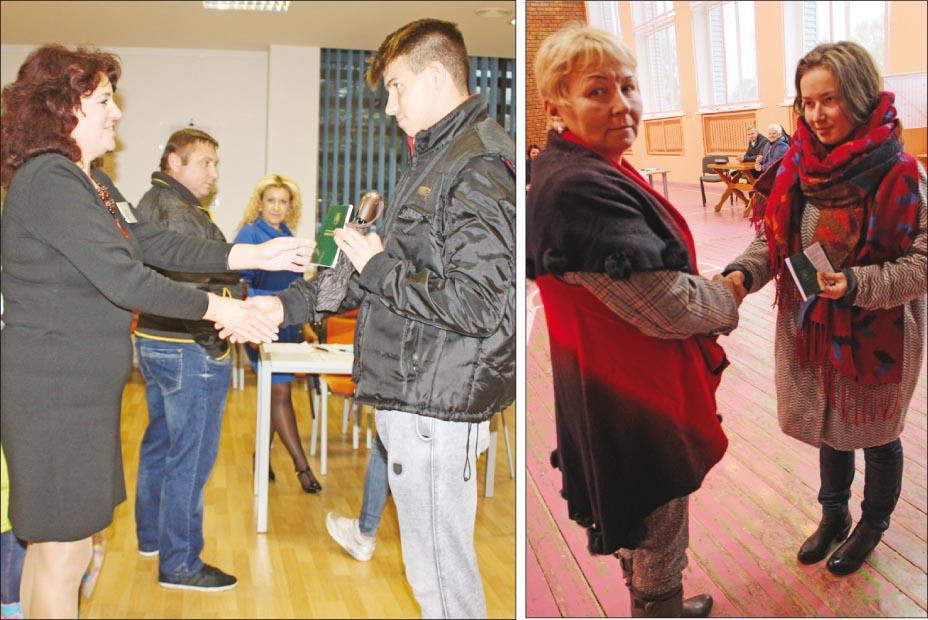 Rinkimai Elektrėnuose:  su pažeidimais ir kitokiais rezultatais