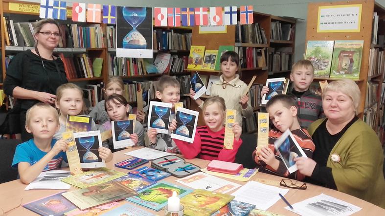 Šiaurės šalių bibliotekų savaitė paminėta visoje savivaldybėje