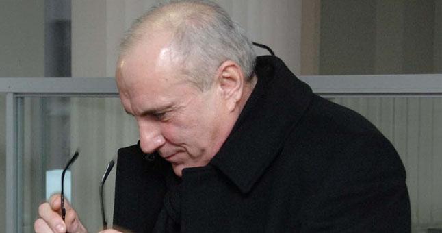 Pranciškus Jurgutis nuo baudos neišsisuko