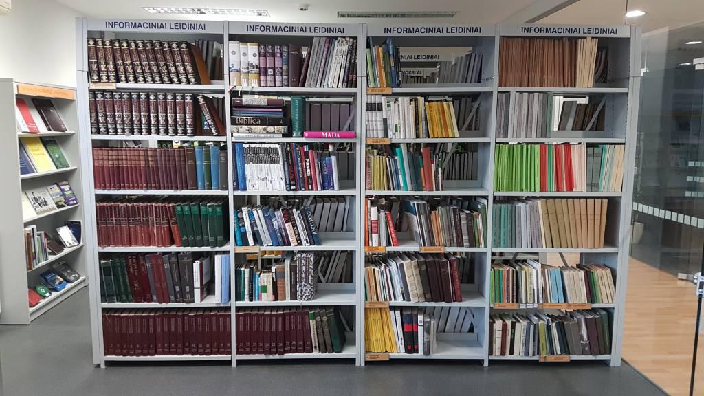 Informacinė ir kraštotyrinė veikla bibliotekoje