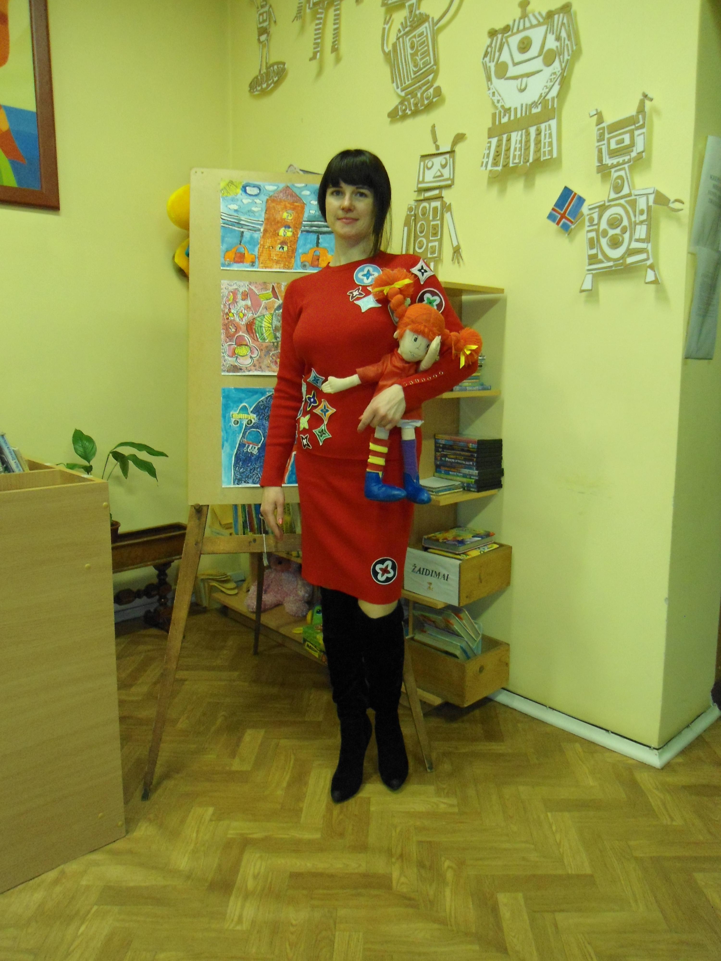 Vievio miesto bibliotekos ir Šiaurės šalių bibliotekų draugystė