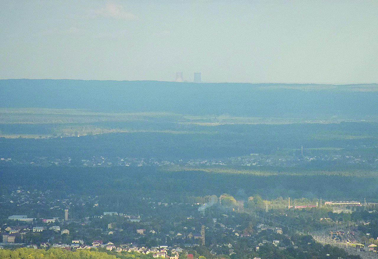 Astravo atominė elektrinė – parako statinė ir elektrėniškiams
