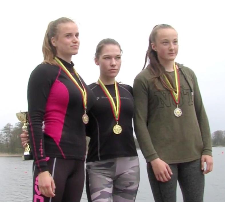 Gintarė – Lietuvos taurės vicečempionė