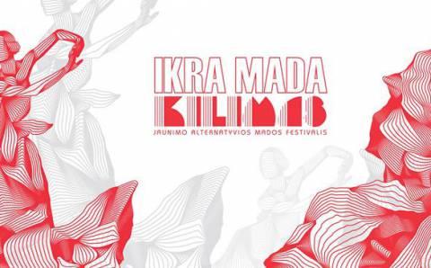 """Jaunimo alternatyvios mados festivalis """"IKRA MADA KILiMAS"""" ieško jaunųjų dizainerių"""