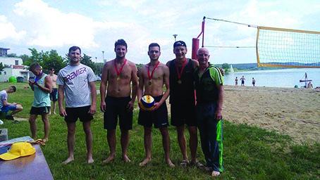 Paplūdimio tinklinio turnyras