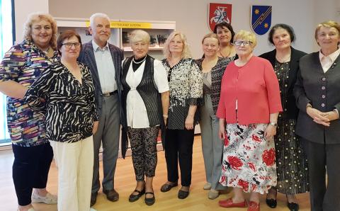 Grybauskų indėlis šimtmečio Lietuvai