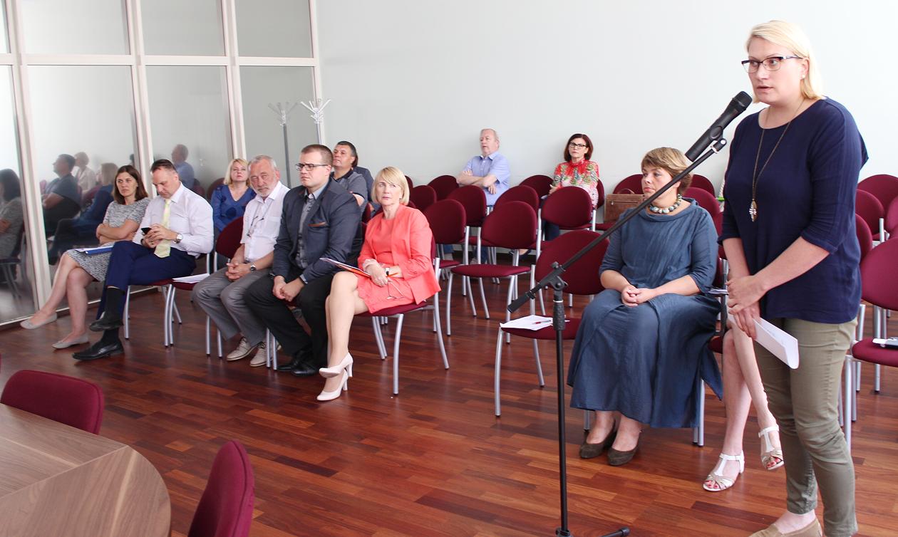 Savivaldybės tarybos posėdyje:  turime kuo džiaugtis ir dėl ko nerimauti