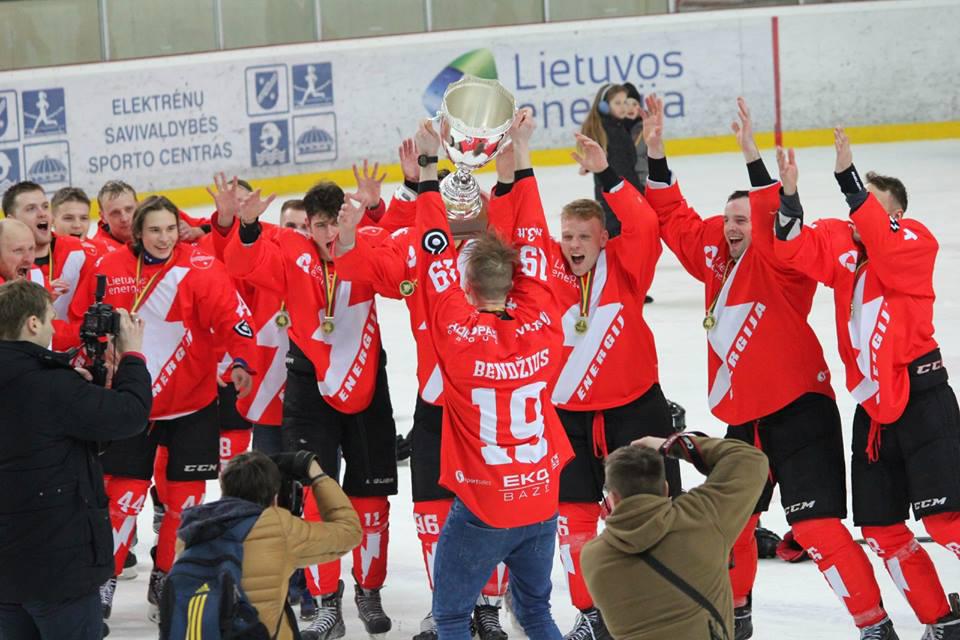 """Elektrėnų """"Energija""""  pakitusia sudėtimi ir ateinantį sezoną žais Baltarusijos čempionate"""