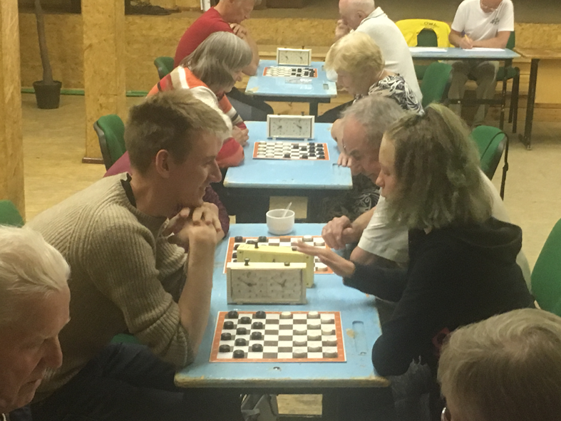 Tarptautinė šachmatų diena Vievyje