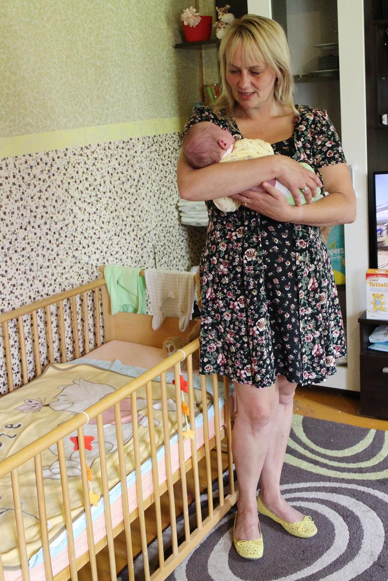 Socialinė globėja Rima: aš padedu vaikui augti