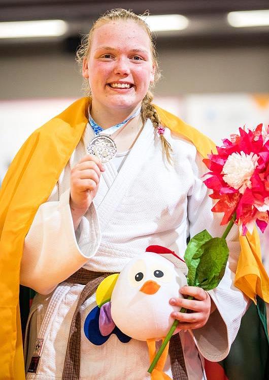 Olimpiniame festivalyje medalį iškovojusi Justina Kmieliauskaitė: esu pasiruošusi siekti dar daugiau