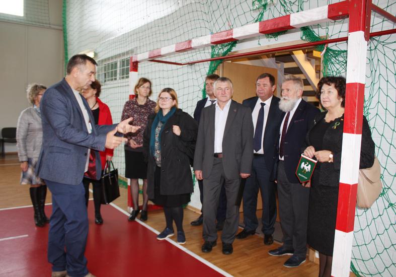 Ministras L. Kukuraitis kvietė kartu kurti socialinės apsaugos sistemą
