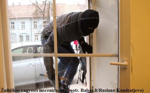 Vagystės iš butų – galvos skausmas šeimininkams ir policijai