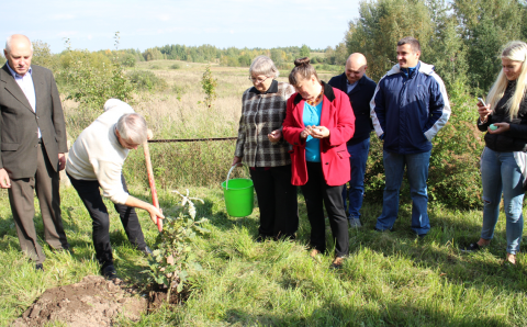 """Pakalniškių bendruomenė """"Jorė"""": kuriantys savo kraštą, garsinantys Lietuvą ir geri žmonės"""