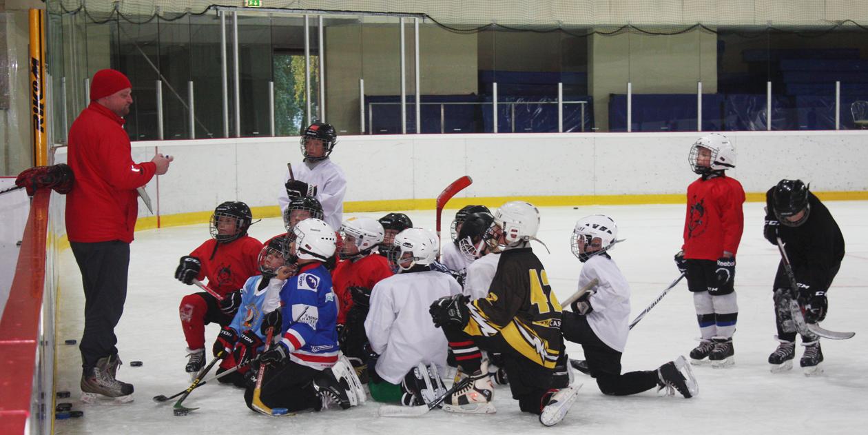 Ledo ritulio mokyklos siekis – ugdyti profesionalius sportininkus