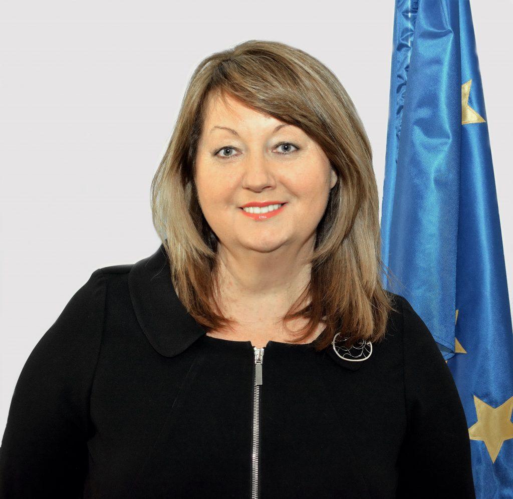 """Vilija Blinkevičiūtė: """"Moterų ir vyrų atlyginimų skirtumai – vis dar per dideli"""""""