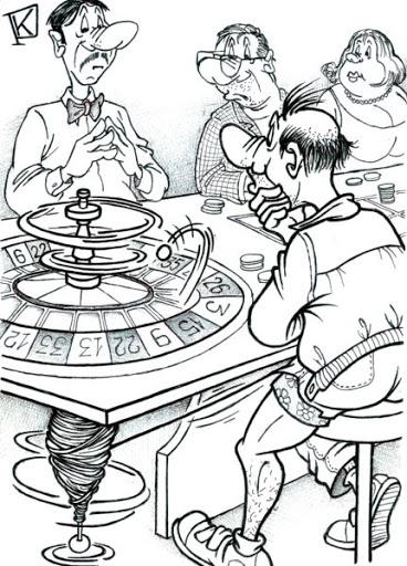 Pamoka verslininkams ir lošėjams: nepasitikėkite