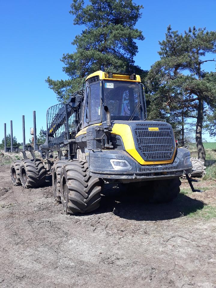 Investicijos į miškininkystės technologijas kuria naujas darbo vietas
