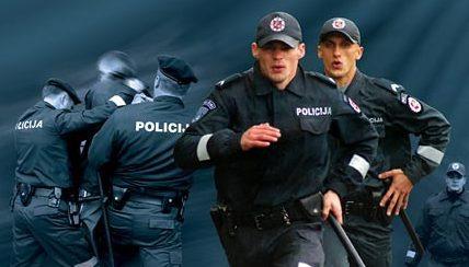 Tarnyba policijoje – galimybė rinktis, tobulėti, kilti