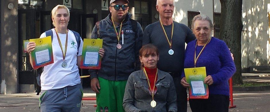 Neįgaliųjų žaidynėse – devyni Elektrėnų sportininkai