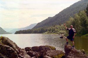 Prie Teleckoje ežero