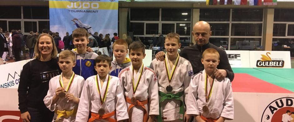 Turnyras sėkmingas buvo   šešiems elektrėniškiams