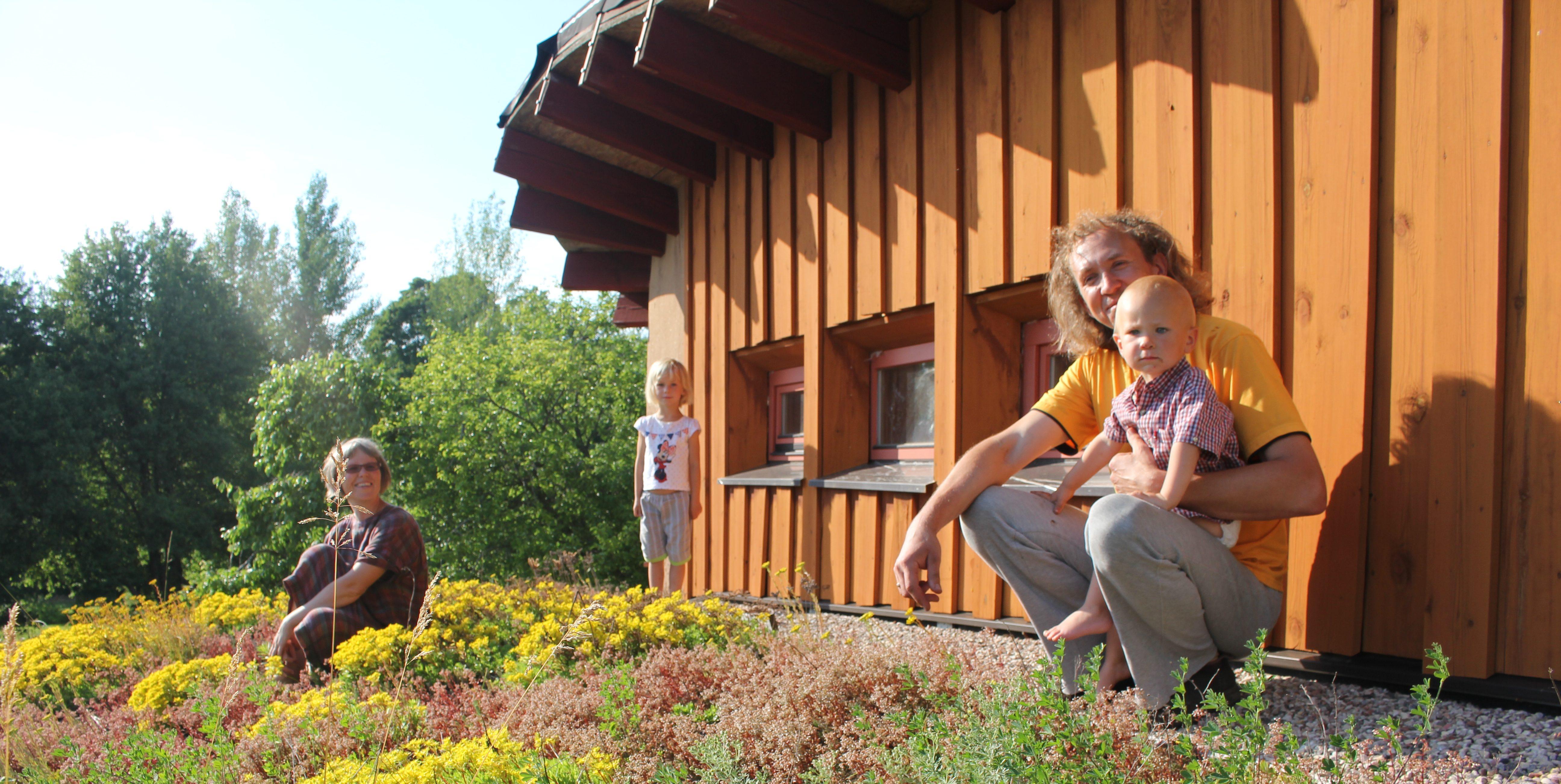 Skorupskai, moliniai namai ir gamtovaizdžio vystymo vizijos