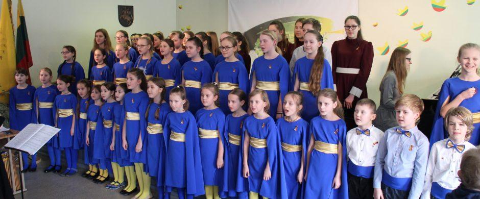 Festivalis brangiai Lietuvai