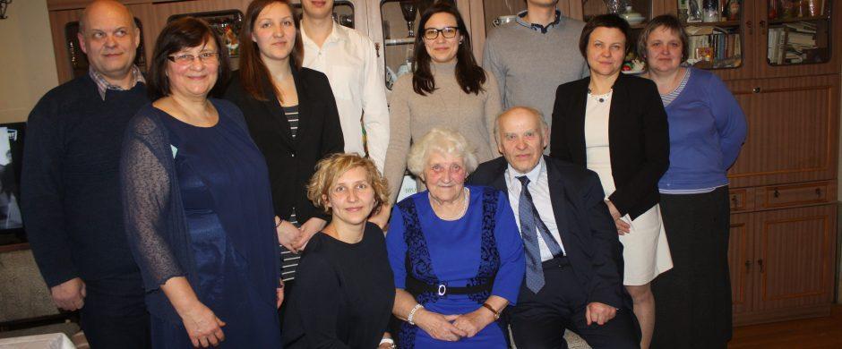 Gražinos Steckevičienės laimė – Lietuvai dirbantys vaikai ir anūkai
