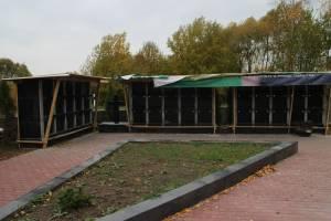 Elektrėnų kapinėse įrengtas pirmasis kolumbariumas