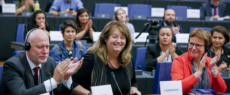 Vilija Blinkevičiūtė: apie Europą, Lietuvą ir Elektrėnus
