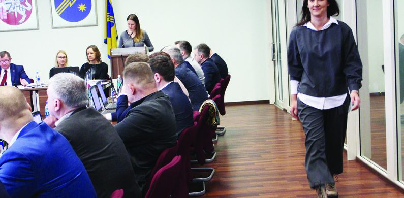 Naujienos iš savivaldybės tarybos posėdžio. Dėl gerų sprendimų laiko negaila
