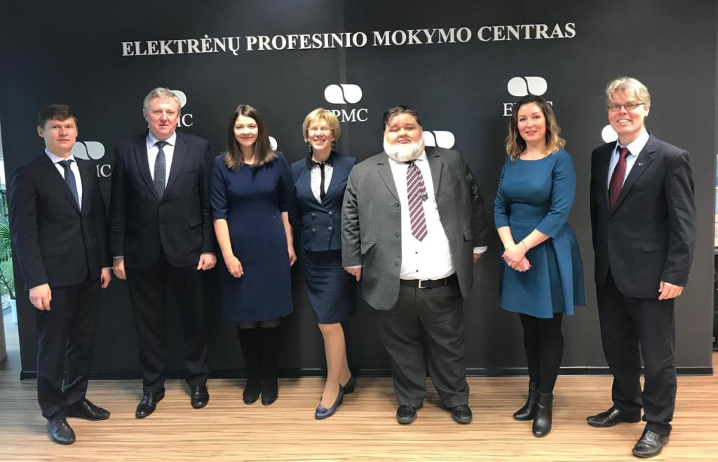 Seimo narių vizitas Elektrėnuose