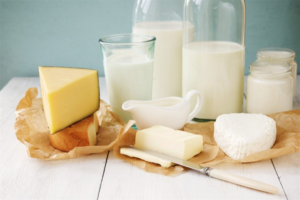 Parduotuvių lentynose – tik saugūs vartoti pieno produktai