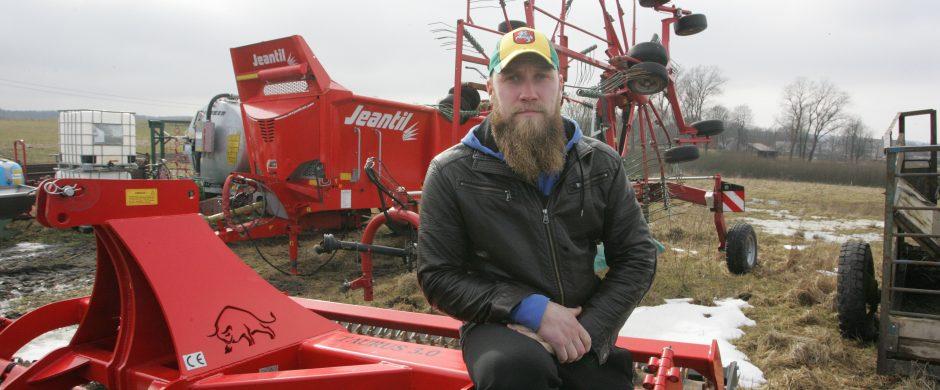 Jėgas sujungę ūkininkai tampa partneriais
