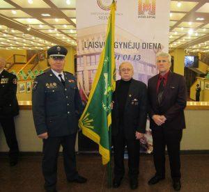 G. Vilkelis, J. Gurskas ir B. Pargaliauskas