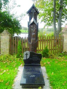 J. Kralikausko kapas