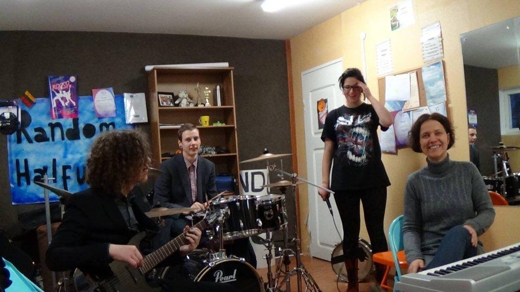 Kristina Paulikė: muzika padeda vystyti gebėjimą girdėti ne tik save, bet ir kitus